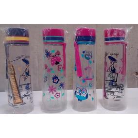 Cilindro De Plástico Para Tomar Y Llevar Agua, Nuevo