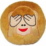 Cojin Emoji Changuito,caritas Mono Varios Modelos