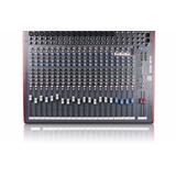 Consola Mixer Zed24 Allen & Heat 24 Canales Expocompra