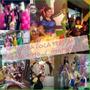 Hora Loca Fiesta Infantil Decoración Bocaditos Baby Shower