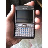 Celular Nokia E61i,3g Câmera 2.1 Mpxl. Original Desbloqueado