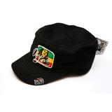 Gorra Zion Rootswear One Love Bob Marley 100% Original Nueva