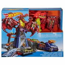 Fúria Do Dragão - Mattel Hot Wheels