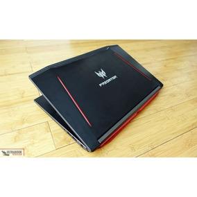 Acer Predator Helios 300 15 + 256ssd + Gtx 1060