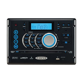 Jensen Awm968 Am / Fm / Cd / Dvd / Estéreo Bluetooth Usb