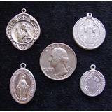 4 Medallas 2 San Benedicto 1 La Madonna 1 Milagrosa Oferta