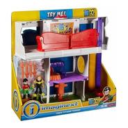 Torre Teen Titans Go Imaginext