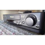 Videograbadora Panasonic Nv - Sd25 Hd Vhs 4 Head Multi Syst