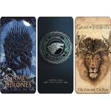 Game Of Thrones Escudos De Armas Cuadros De Madera