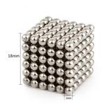 Neocube Cubo Magnético 216 Esferas Bucky Balls Imã Neodímio