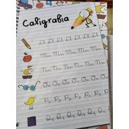 Caderno Caligrafia Universitário Capa Dura 96fls  Pt 1 Un