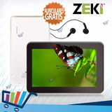Tablet Pc 7 Android 8gb Wifi Camara Hdmi + Regalo Auricular!