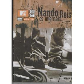 Nando Reis & Os Infernais Ao Vivo Mtv Dvd