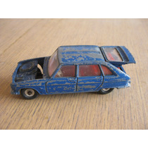 Autito Dinky Toys Meccano Renault 16