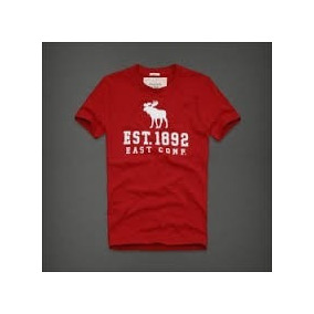 Playeras Abercrombie Y Hollister $230 Originales Mayore $180