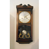 Reloj De Pared Antiguo Japones Soler Aikosha Original