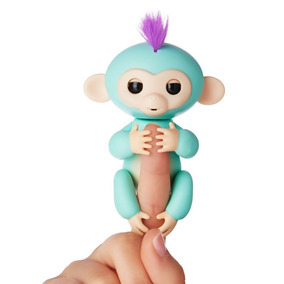Fingerlings Mascota Electronica Zoe Con Accesorio