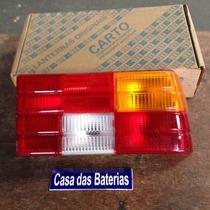 Lanterna Traseira Monza 85/90 Carto Original Lado Dir .