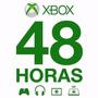 48 Horas Membresia Xbox Live Gold Prueba De Dos Dias