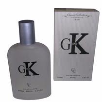 Perfume Gk One Caballero Colonia Original Calvin Klein 100ml