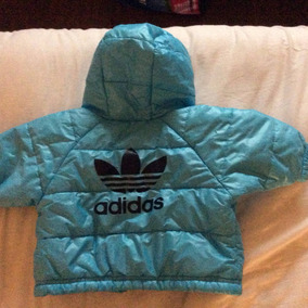 Campera Impermeable Bebe Niño adidas Originals 3/12m