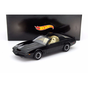 Pontiac Firebird Trans Am Auto Increible Kitt 1/18 Hot
