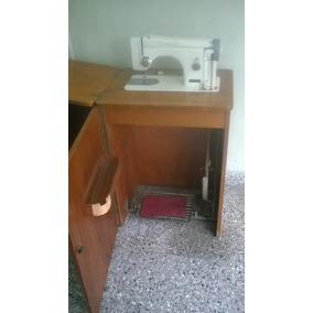 Maquina De Cocer Nechi Mueble De Madera -se Puede Motorizar-