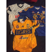 Jersey Tigres Y Rayados Del Mty