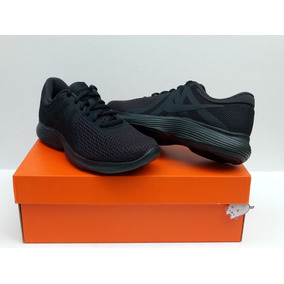 Tenis Nike Revolution 4 Negros ¡originales¡ Envios Gratis