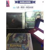 Nintendo 3ds Y Pokemon Moon Luna Resident Evil Mario Bross