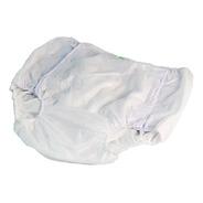 Calça Plástica Geriátrica Adulto C Botão Forro Duplo Kit C 2