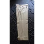 Pantalon 100% Lana Hombre