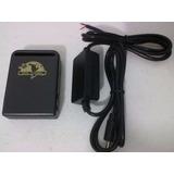 Gps Tracker Tk102 Localizador Satelital, Cable 12v Microfono