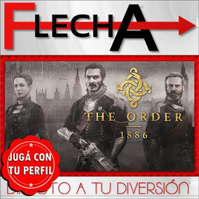 The Order 1886 Ps4 Digital Español Juga Con Tu User | Fg»