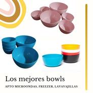 Bowl 2,5 Litros Calidad Premium Plástico Reforzado
