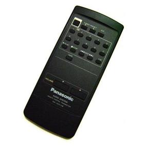 Control Remoto Panasonic Para Equipo De Sonido