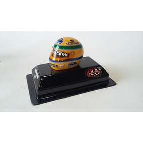 Ayrton Senna 1994 Casco Replica F.1 1994 Escala 1/8