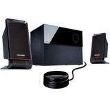 Nuevo Home 2.1 Microlab M210 Con Control Remoto 40w Rms