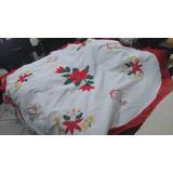 Mantel Redondo Navidad
