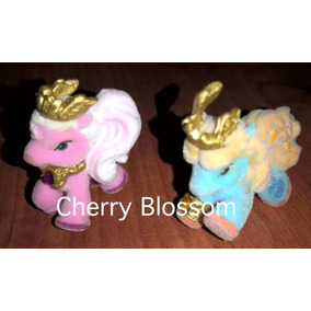 Mini Figura Pony Unicornio Caballo Harajuku Moda Japon