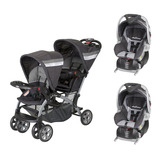 Babytrend Carriola Doble Sit And Stand Liberty Y 2 Portabebé