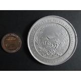 Medalla Ferrocarril Buenos Aires - Rosario 1901