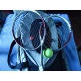 Juego De Raquetas De Tenis Head Ti3100