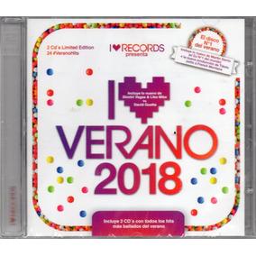 I Love Verano 2018 2 Cds Ya Disponible - Los Chiquibum