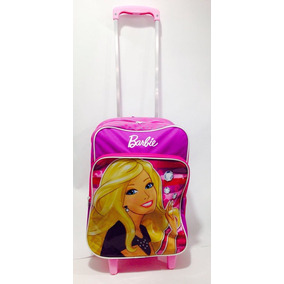 Mochila De Rodinha Barbie