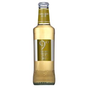 Nueve Grado Ginger Ale Caja 24 Botellas 300 Ml