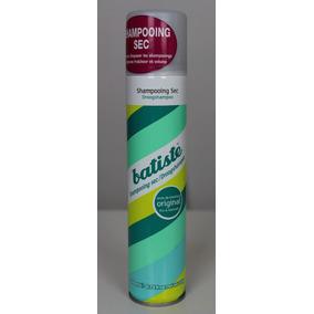 Shampoo A Seco Batiste Original Importado Da França 200ml