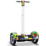 Scooter Foston Fs-4100s - Hiphop - Led - 10 Pulgadas