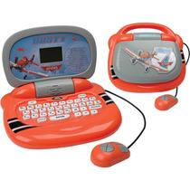 Laptop Aviões Infantil Mouse Original Candide Frete Grátis