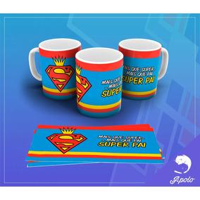 Caneca Cerâmica Personalizada Dia Dos Pais 001